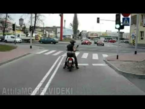 Road Rage don't Honk In Russia! :)