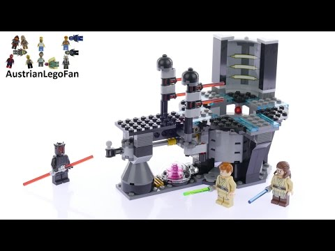 Vidéo LEGO Star Wars 75169 : Duel on Naboo
