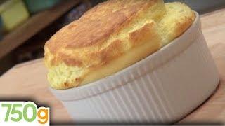 Recette du Soufflé au fromage - 750 Grammes