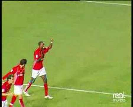 Real Murcia vs Osasuna - Gol de Goitom