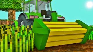 Video Minecraft - Industrial Craft: Colheita de Trator MP3, 3GP, MP4, WEBM, AVI, FLV Juni 2018
