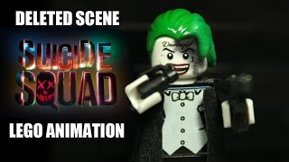 LEGO - Deleted Joker Scene from