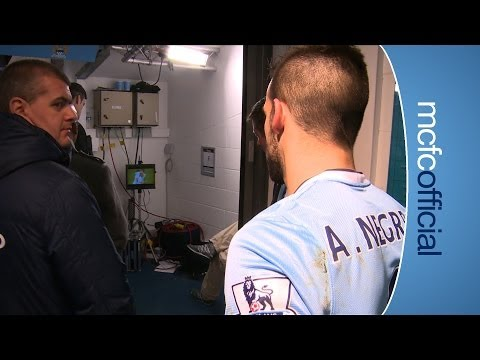 Video: TUNNEL CAM | City 4-2 Cardiff