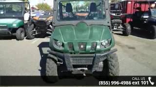 10. 2012 Yamaha Rhino 700 FI Auto. 4x4  - RideNow Powersports...