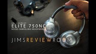 Video JBL Everest Elite 750nc  ACTIVE NOISE CANCELLING Headphones - REVIEW MP3, 3GP, MP4, WEBM, AVI, FLV Juli 2018