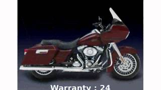 10. 2009 Harley-Davidson Street Glide Base - Details, Specs