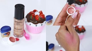DIY | Rubor En Crema | Cream Blush - YouTube