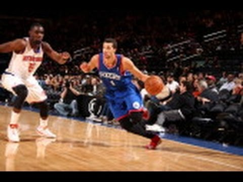 williams - Michael Carter-Williams recorded a triple-double with 23 points, 13 rebounds and 10 assists for the 76ers in the loss to the Knicks. About the NBA: The NBA i...