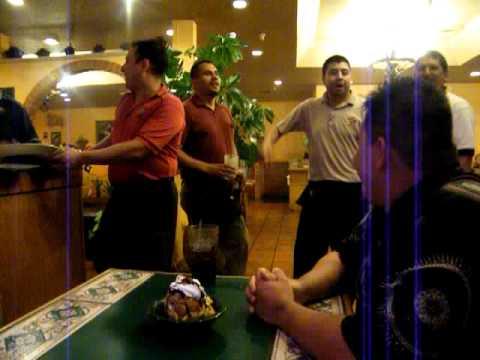 My 23rd Birthday at Casa Bonita.MP4
