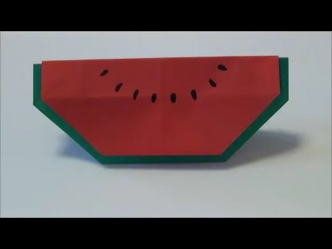 Food Tutorial - 024 -- Watermelon