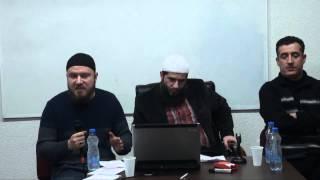 A ka obligim burri ndaj gruasë së tij nëse ajo është pa mbulesë - Hoxhë Omer Zaimi