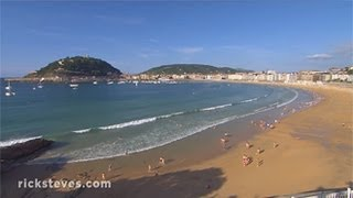 San Sebastian Spain  city pictures gallery : Basque Country: Seaside San Sebastián