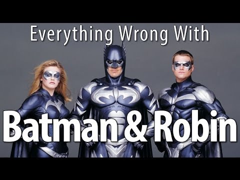 Everything Wrong With Batman  Robin nbsp in 17 Minutes or