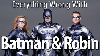Video Everything Wrong With Batman & Robin In An Awful Lot Of Minutes MP3, 3GP, MP4, WEBM, AVI, FLV Juni 2019