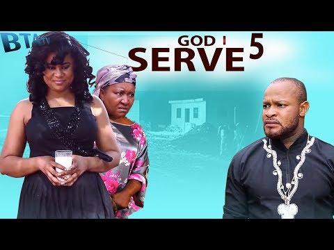 THE GOD I SERVE 5 - NOLLYWOOD LATEST MOVIE.