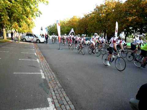 Pedal 2 Paris 2011 Start