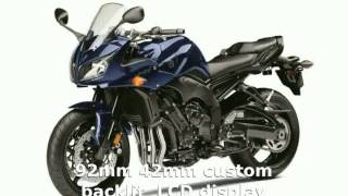 2. 2013 Yamaha FZ 1  Engine Transmission