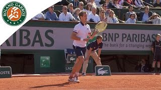 Shots of the day 2015 French Open - Day 7