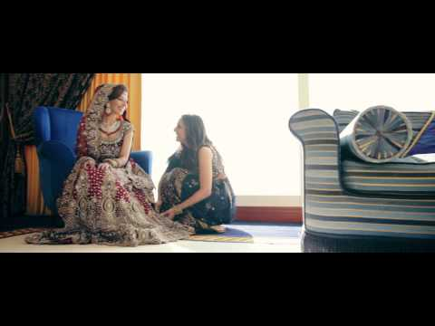 Dubai Destination Wedding | Armani Hotel Burj Al Arab Zabeel