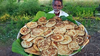 Pancakes Recipe | Quick and Easy Pancakes by Grandpa for Orphan Kids