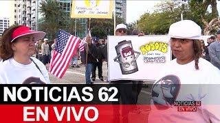 Gran protesta de trabajadores en San Pedro. – Noticias 62. - Thumbnail