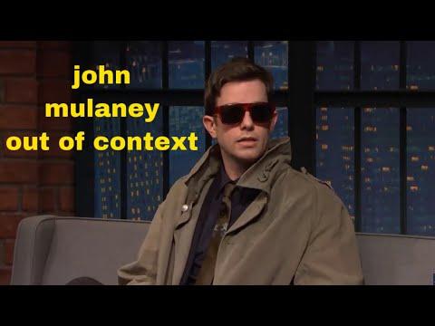 john mulaney out of context