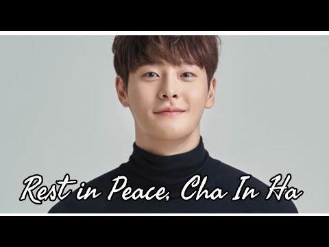 Fantagio Rookie Actor Cha In Ha Found Dead