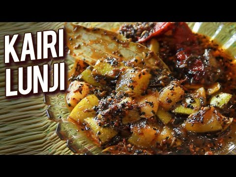 Sweet & Sour Mango Pickle – Kairi Lunji Recipe by Annuradha Toshniwal