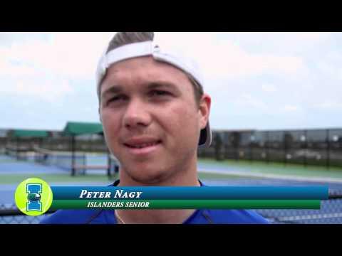 Islanders Men's Tennis NCAA Tournament Feature