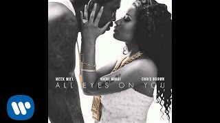 Thumbnail for Meek Mill ft. Nicki Minaj, Chris Brown — All Eyes On You