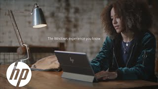 Create with the Most Versatile Laptop | HP ENVY x2 | HP