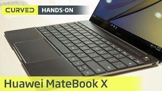 Huawei MateBook X im Test: das Hands-on  deutsch