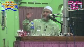 27 Januari 2018© : Al-Fadhil Ustaz Che Amran Bin Che Md Yusof