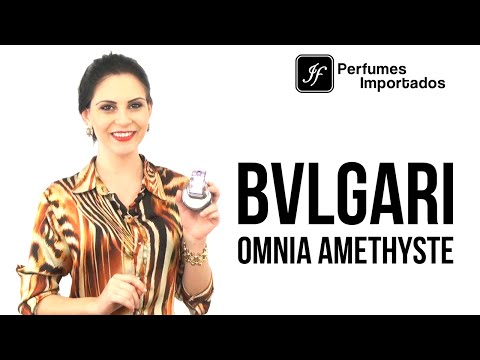 Perfume Bvlgari Omnia Amethyste Feminino - Eau de Toilette