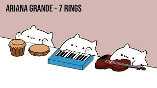 "Bongo Cat - Ariana Grande ""7 rings"" (Cat Cover)"