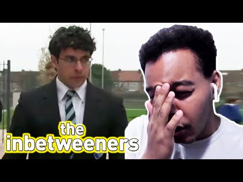 CANADIAN REACTS TO THE INBETWEENERS FOR THE FIRST TIME!