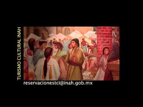 Escuela Mexicana de Pintura,  MNA. Turismo Cultural