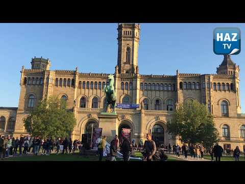 5.300 Erstsemester starten in Hannover ins Studium