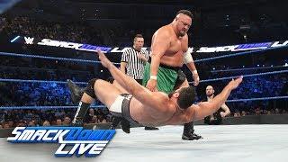 Video Rusev vs. Samoa Joe - with Special Guest Referee The Miz: SmackDown LIVE, June 12, 2018 MP3, 3GP, MP4, WEBM, AVI, FLV Juni 2018