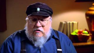 Subscribe to the Game of Thrones YouTube: http://itsh.bo/10qIOan George R.R. Martin explains how explosives replaced the ...