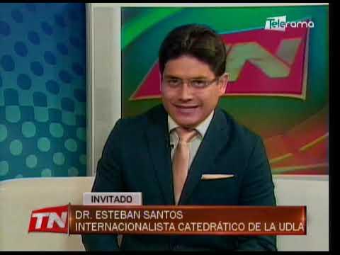 Dr. Esteban Santos