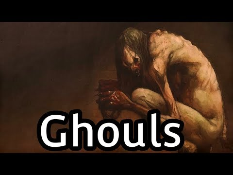 MF #40: Ghouls [Mythical Creature]