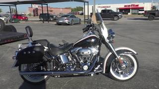 7. 035756 - 2011 Harley Davidson Softail Deluxe   FLSTN - Used motorcycles for sale