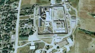 Leavenworth (KS) United States  city photo : Leavenworth Federal Prison - Kansas - Google Earth