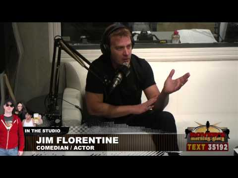 Comedian Jim Florentine Full Interview