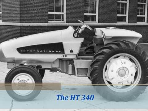 Experimental IH tractors part II