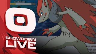 Pokemon |OR/AS| OU Showdown Live w/PokeaimMD! - Ep 47: Specs Zoroark! by PokeaimMD