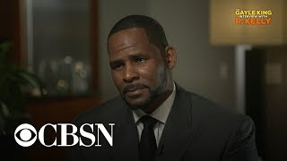 Gayle King questions R. Kelly on abuse allegations
