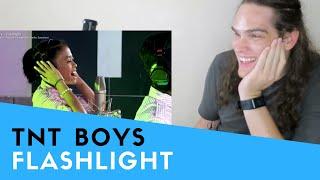 Video Voice Teacher Reacts to TNT Boys - Flashlight MP3, 3GP, MP4, WEBM, AVI, FLV Februari 2019