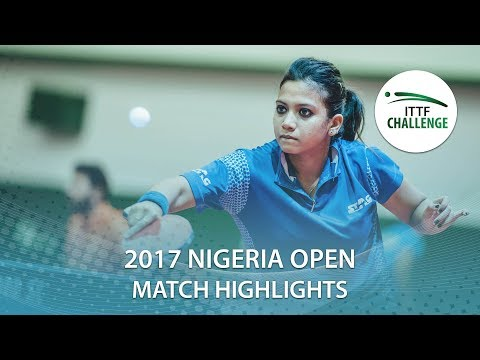 2017 Nigeria Open Highlights: Reeth Tennison Vs Iyanu Oluwa Falana (Qual)